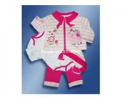 Cotton baby set