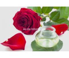 Rose Water (Hydrosol), Rose Essential Oil