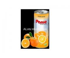 Fruit Juice Canned