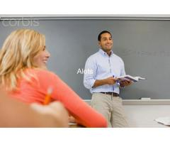 Подготовиться к SAT ACT TOEFL IELTS курсы преподаватель из США