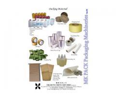 Packaging machineries  & materials