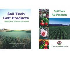 Bio-pesticides, Bio-fertilizers, Soil conditioners