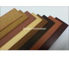 50 mm Wood Slats