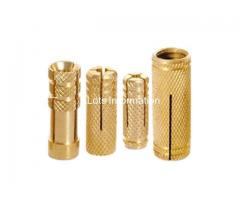 Brass Anchor Fitting Components