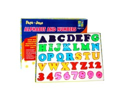 Fafa Juno Alphabets and Numbers